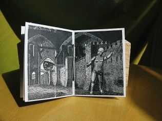 The Doll's House, 2 page spread