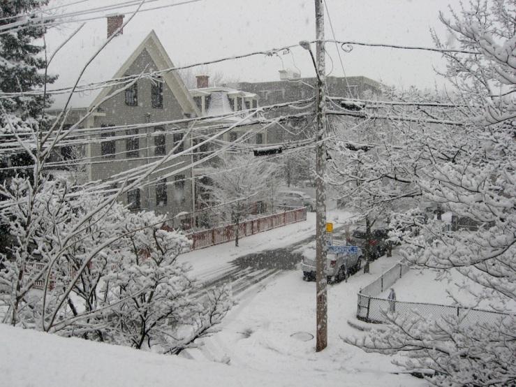 JFries snow street 2.2021